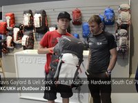 [OutDoor 2013 - Mountain Hardwear South Col 70]
