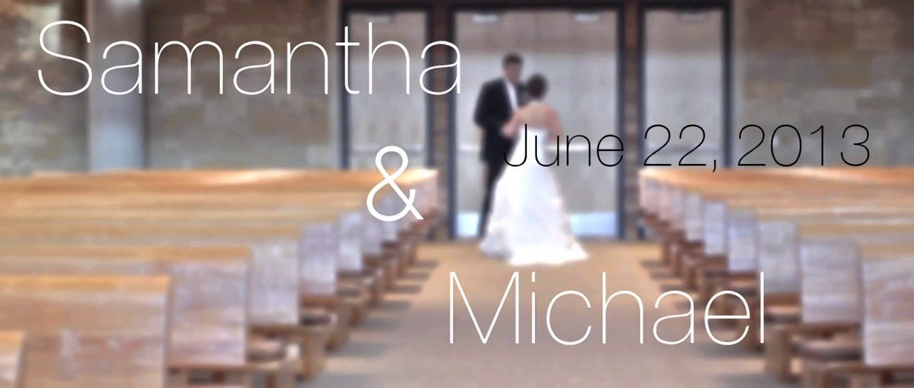 Michael + Samantha
