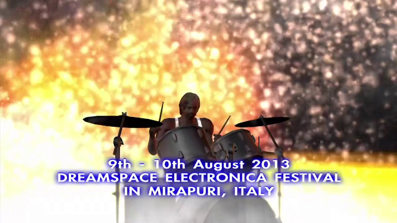 Dreamspace Reality Call - Michel Montecrossa's Song for announcing the Dreamspace Electronica Festival 2013 in Mirapuri