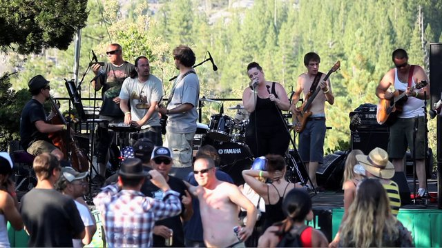 """For Granted""  Mountain Vibe Music Gathering 2012"