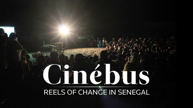 Cinébus: reels of change in Senegal
