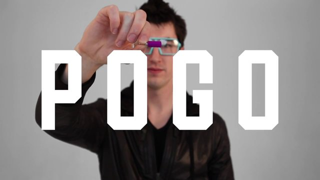 A product video for the Pogo concept created by Jon Patterson.