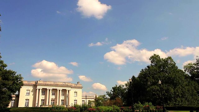 TimeLapse - KY Governor's Mansion