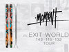 Moment Exit World Skis 2014