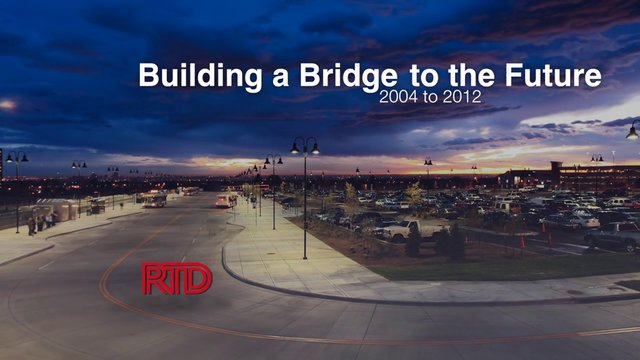 RTD - Building a Bridge to the Future