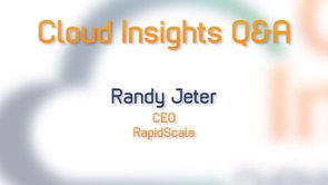 CloudInsights with Randy Jeter