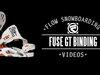 Flow Fuse-GT Snowboard Bindings 2014