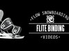 Flow Flite Snowboard Bindings 2014