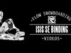 Flow Isis-SE Snowboard Bindings 2014