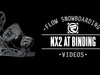 Flow NX2-AT Snowboard Bindings 2014