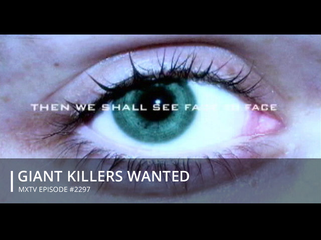 GIANT KILLERS WANTED - #2197