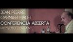 Jean-Pierre Garnier-Malet - Conferencia en Barcelona - Proyecto LibreMente
