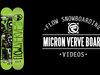 Flow Micron Verve Snowboard 2014