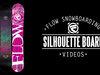 Flow Silhouette Snowboard 2014