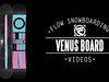 Flow Venus Snowboard 2014