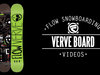 Flow Verve Snowboard 2014