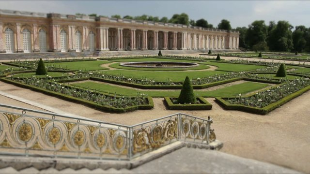 The Palace of Versailles: extract