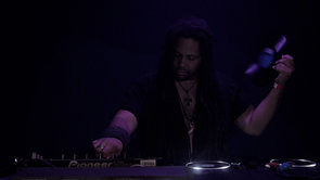 HIEROGLYPHIC BEING - part 2 - @ S/V/N SAVANA CLUB #3 - BUKA - september 2013 - Milan - (Italy)