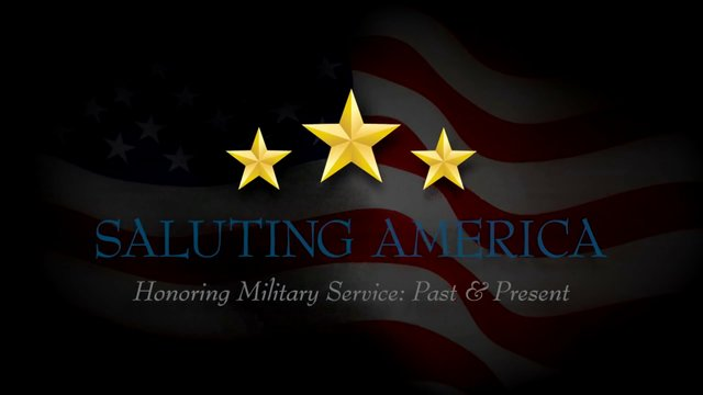 saluting America