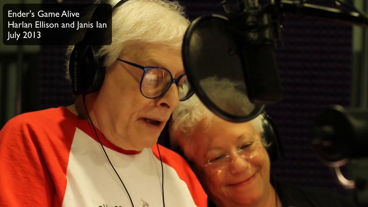 Harlan Ellison and Janis Ian - A Magic Moment