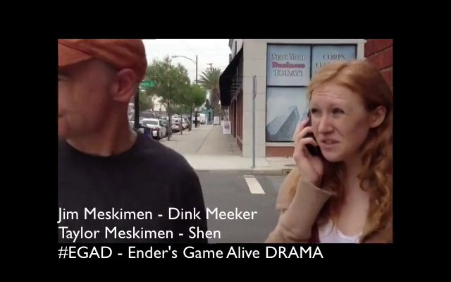 #EGAD - THE MESKIMENS call CARD