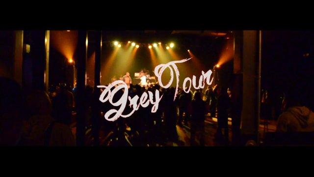 Grey Tour Vlog
