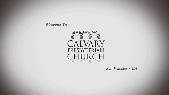 Calvary Presbyterian Church Promo