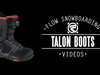 Flow Talon Focus SB Boots 2014