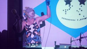 NINOS DU BRASIL @ roBOt 06 FESTIVAL - october 2013 - Bologna - (Italy)