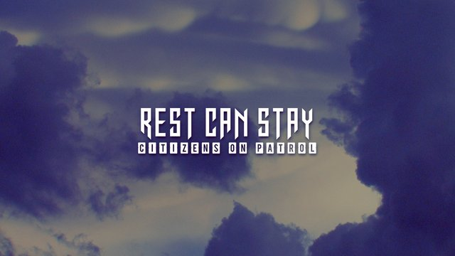 Rest Can Stay Official Video