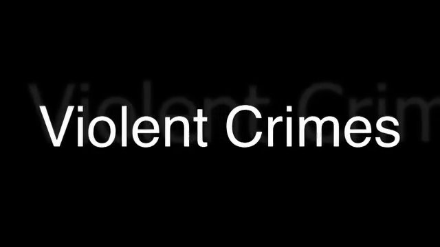 Mark Sacco- Violent Crimes