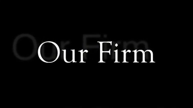 Mark Sacco- Our Firm