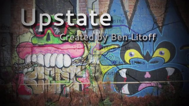 Upstate: A Comic by Benjamin Litoff
