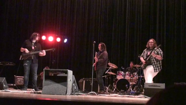 The Pleiades – Live @ Parma High School's Battle of the Bands