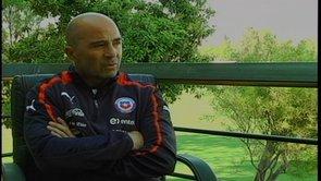 Entrevista a Jorge Sampaoli