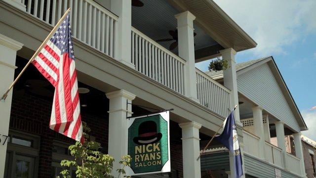 Nick Ryan's Saloon