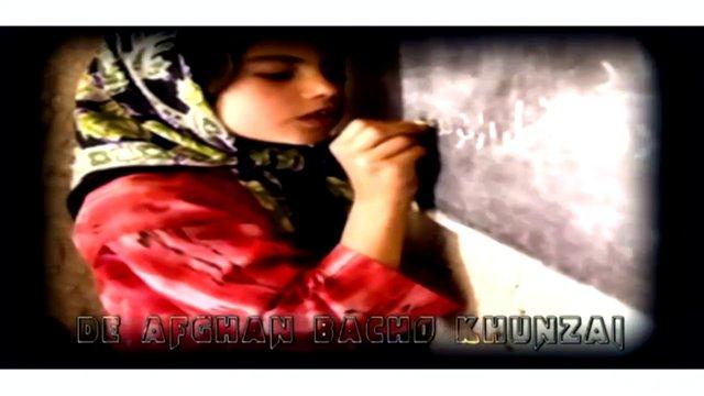 De Afghan Bacho Khunzai - Latif Nangarhari HD