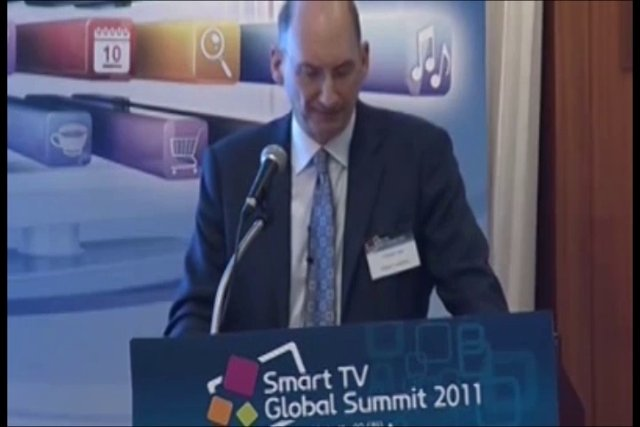 Smart TV Global Summit 2011 - Dan Simpkins Speech