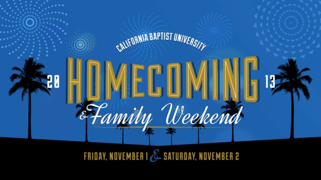 CBU Homecoming 2013