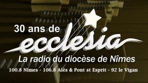 30ème anniversaire de Radio Ecclesia. Entretien avec Etienne Dahler, directeur de la radio