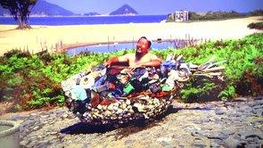 淀川テクニック 「無人島のゴミがARTを喰らう!?」