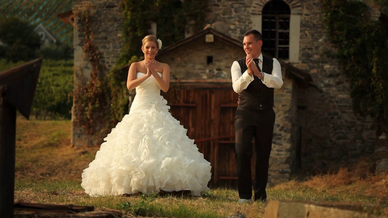 Mariann & Szabolcs Wedding highlights