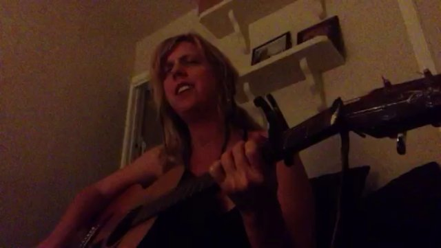 Dreamin' Original song by Carolyn Sullivan