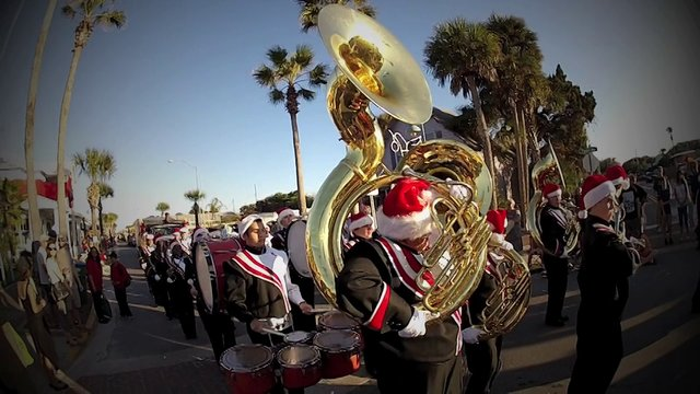 Flagler Ave Christmas Parade