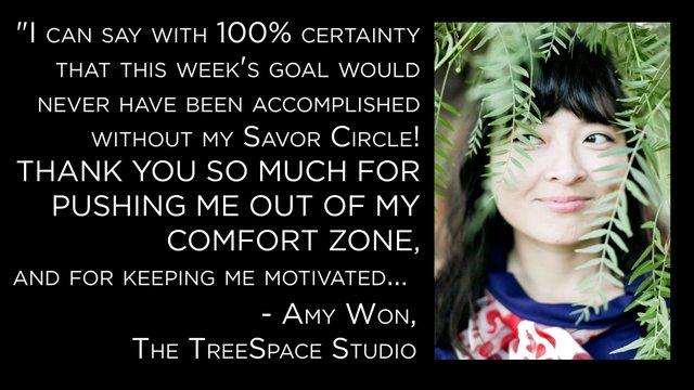 Savor Success Circles
