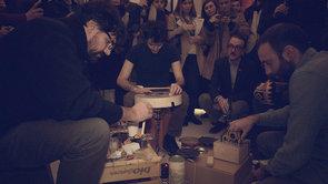 ~TILDE @ Pomo - Piattaforma Fantastica - December 2013 - Milan - (Italy)