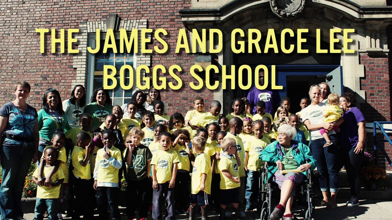 A New School in Detroit: The James and Grace Lee Boggs School INTRO