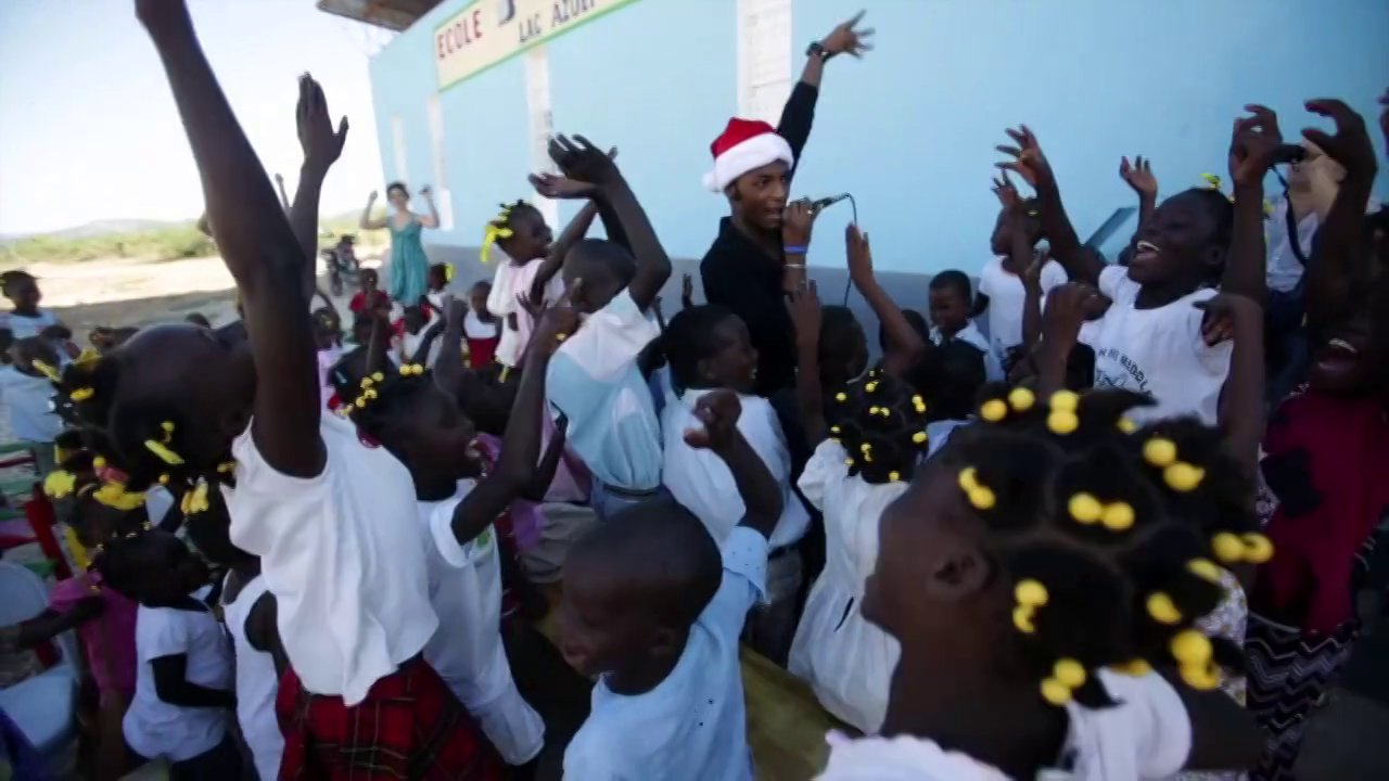 Operation Blessing Brings Christmas Joy To Children In Haiti