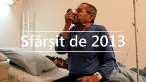 Sfîrșit de an 2013 la spital în Ardeal