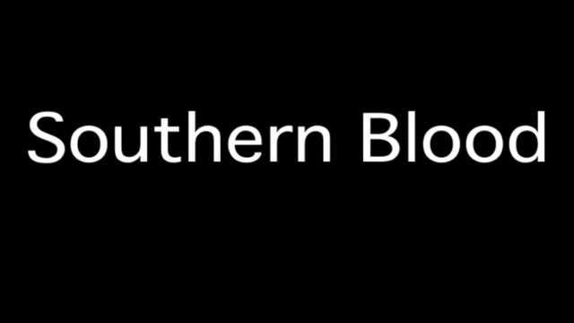 Southern Blood Music Video